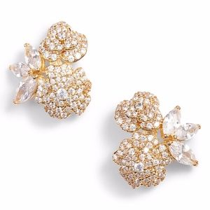 Kate Spade That Special Sparkle Stud Earrings